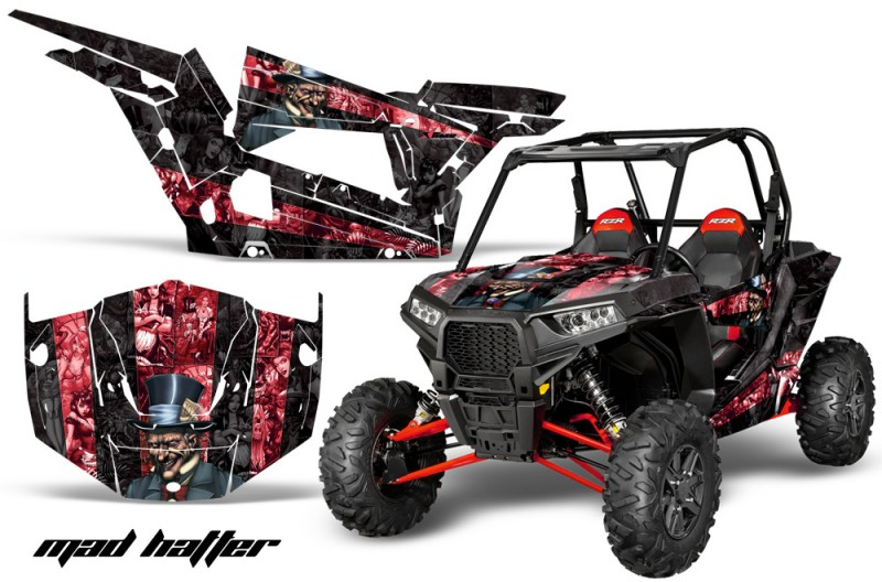 Polaris-RZR-XP-1000-AMR-Graphics-Kit-Mad-Hatter-RD