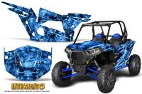 Polaris-RZR-XP-1000-CREATORX-Graphics-Kit-Inferno-Blue