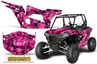 Polaris-RZR-XP-1000-CREATORX-Graphics-Kit-Inferno-Pink