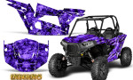 Polaris RZR XP 1000 CREATORX Graphics Kit Inferno Purple 150x90 - Polaris RZR 1000 XP 2013+ Graphics