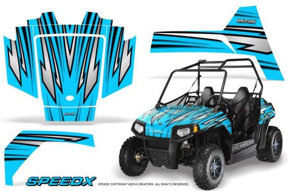 Polaris RZR170 CREATORX Graphics Kit SpeedX BlueIce 570x376 - Polaris Youth RZR 170 Graphics