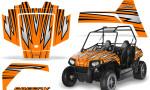 Polaris RZR170 CREATORX Graphics Kit SpeedX Orange 150x90 - Polaris Youth RZR 170 Graphics