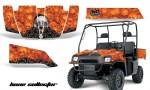 Polaris Ranger AMR Graphics BC O 150x90 - Polaris Ranger 500 XP 700 XP 2005-2008 Graphics
