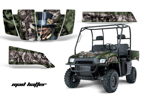 Polaris Ranger AMR Graphics MH ArmyGreen S 570x376 - Polaris Ranger 500 XP 700 XP 2005-2008 Graphics