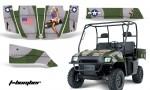 Polaris Ranger AMR Graphics TB Army 150x90 - Polaris Ranger 500 XP 700 XP 2005-2008 Graphics