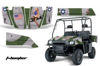 Polaris Ranger AMR Graphics TB Army 320x211 - Polaris Ranger 500 XP 700 XP 2005-2008 Graphics