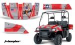 Polaris Ranger AMR Graphics TB R 150x90 - Polaris Ranger 500 XP 700 XP 2005-2008 Graphics