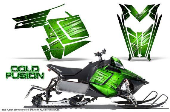Polaris-Rush-CreatorX-Graphics-Kit-Cold-Fusion-Green