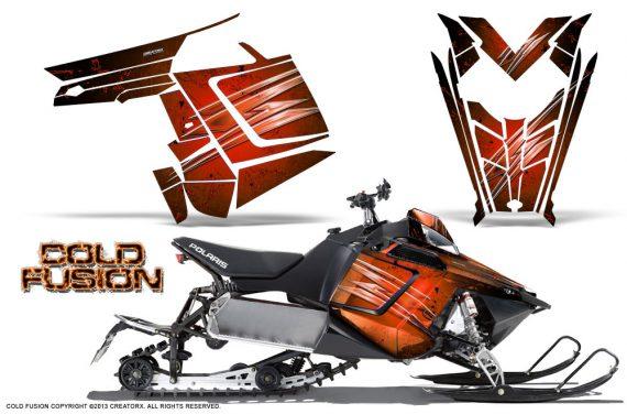 Polaris-Rush-CreatorX-Graphics-Kit-Cold-Fusion-Orange