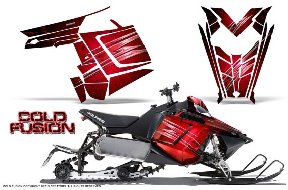 Polaris-Rush-CreatorX-Graphics-Kit-Cold-Fusion-Red