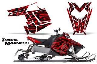 Polaris PRO RMK RUSH Graphics 2011-2014