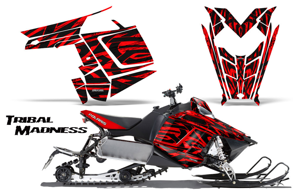 Polaris PRO RMK RUSH Graphics 2011-2014