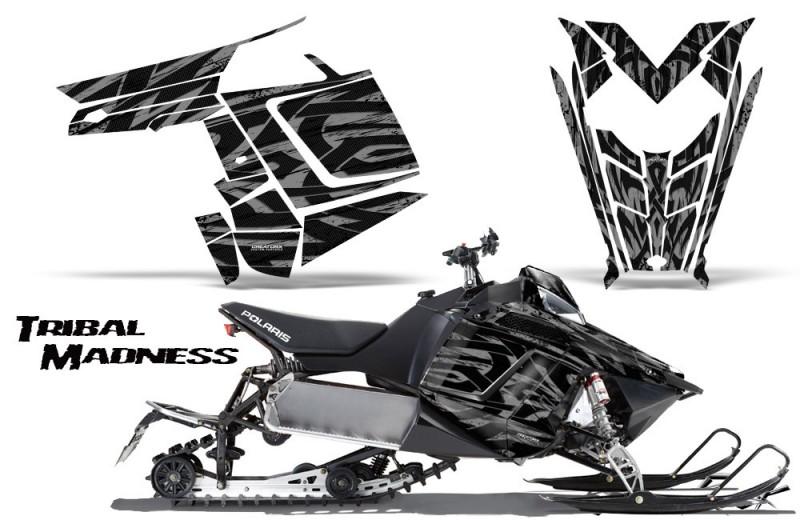 Polaris-Rush-CreatorX-Graphics-Kit-Tribal-Madness-Silver
