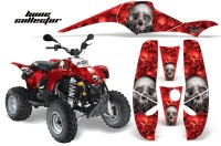 Polaris-Scrambler-500-Trlblazer-350-AMR-Graphics-BoneCollector-Red
