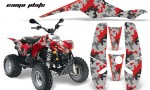 Polaris Scrambler 500 Trlblazer 350 AMR Graphics CamoPlate Red 150x90 - Polaris Scrambler Trailblazer 1985-2009 Graphics