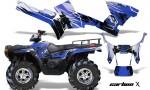 Polaris Sportsman 05 09 AMR Graphics Kit CX U 150x90 - Polaris Sportsman 400 500 600 700 800 2005-2010 Graphics