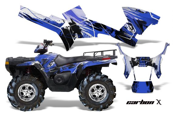 Polaris Sportsman 05 09 AMR Graphics Kit CX U 570x376 - Polaris Sportsman 400 500 600 700 800 2005-2010 Graphics