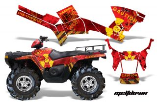 Polaris Sportsman 500 800 Graphics 2005-2010