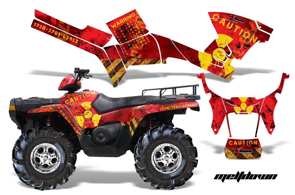 Polaris Sportsman 500 800 Graphics 2005-2010