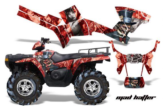 Polaris Sportsman 05 09 AMR Graphics Kit MH RS 570x376 - Polaris Sportsman 400 500 600 700 800 2005-2010 Graphics