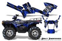 Polaris-Sportsman-05-10-CreatorX-Graphics-Kit-Bolt-Thrower-Blue