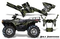 Polaris-Sportsman-05-10-CreatorX-Graphics-Kit-Bolt-Thrower-GreenArmy