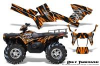 Polaris-Sportsman-05-10-CreatorX-Graphics-Kit-Bolt-Thrower-Orange