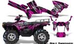 Polaris Sportsman 05 10 CreatorX Graphics Kit Bolt Thrower Pink 150x90 - Polaris Sportsman 400 500 600 700 800 2005-2010 Graphics
