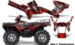 Polaris Sportsman 05 10 CreatorX Graphics Kit Bolt Thrower Red 150x90 - Polaris Sportsman 400 500 600 700 800 2005-2010 Graphics