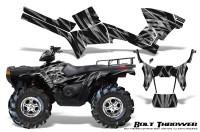 Polaris-Sportsman-05-10-CreatorX-Graphics-Kit-Bolt-Thrower-Silver