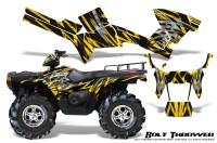 Polaris-Sportsman-05-10-CreatorX-Graphics-Kit-Bolt-Thrower-Yellow