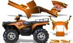 Polaris Sportsman 05 10 CreatorX Graphics Kit Little Sins Orange 150x90 - Polaris Sportsman 400 500 600 700 800 2005-2010 Graphics