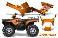 Polaris-Sportsman-05-10-CreatorX-Graphics-Kit-Little-Sins-Orange