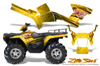 Polaris-Sportsman-05-10-CreatorX-Graphics-Kit-Little-Sins-Yellow