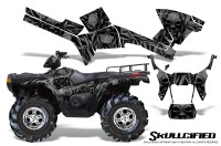 Polaris-Sportsman-05-10-CreatorX-Graphics-Kit-Skullcified-Black