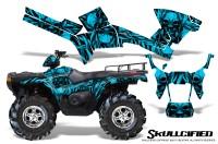 Polaris-Sportsman-05-10-CreatorX-Graphics-Kit-Skullcified-BlueIce