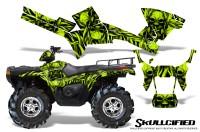 Polaris-Sportsman-05-10-CreatorX-Graphics-Kit-Skullcified-GreenLime