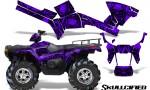 Polaris Sportsman 05 10 CreatorX Graphics Kit Skullcified Purple 150x90 - Polaris Sportsman 400 500 600 700 800 2005-2010 Graphics
