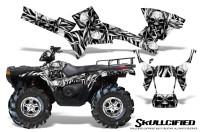 Polaris-Sportsman-05-10-CreatorX-Graphics-Kit-Skullcified-Silver