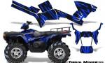 Polaris Sportsman 05 10 CreatorX Graphics Kit Tribal Madness Blue 150x90 - Polaris Sportsman 400 500 600 700 800 2005-2010 Graphics