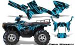 Polaris Sportsman 05 10 CreatorX Graphics Kit Tribal Madness BlueIce 150x90 - Polaris Sportsman 400 500 600 700 800 2005-2010 Graphics