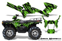 Polaris-Sportsman-05-10-CreatorX-Graphics-Kit-Tribal-Madness-Green