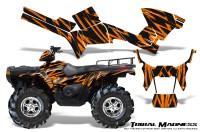Polaris-Sportsman-05-10-CreatorX-Graphics-Kit-Tribal-Madness-Orange