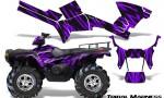 Polaris Sportsman 05 10 CreatorX Graphics Kit Tribal Madness Purple 150x90 - Polaris Sportsman 400 500 600 700 800 2005-2010 Graphics