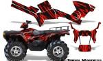 Polaris Sportsman 05 10 CreatorX Graphics Kit Tribal Madness Red 150x90 - Polaris Sportsman 400 500 600 700 800 2005-2010 Graphics