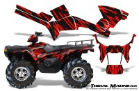 Polaris-Sportsman-05-10-CreatorX-Graphics-Kit-Tribal-Madness-Red