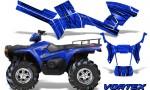 Polaris Sportsman 05 10 CreatorX Graphics Kit Vortex Blue 150x90 - Polaris Sportsman 400 500 600 700 800 2005-2010 Graphics