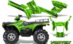 Polaris Sportsman 05 10 CreatorX Graphics Kit Vortex Green 1 150x90 - Polaris Sportsman 400 500 600 700 800 2005-2010 Graphics