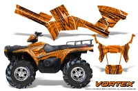 Polaris-Sportsman-05-10-CreatorX-Graphics-Kit-Vortex-Orange