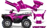 Polaris Sportsman 05 10 CreatorX Graphics Kit Vortex Pink 150x90 - Polaris Sportsman 400 500 600 700 800 2005-2010 Graphics